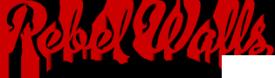 Rebel Walls logotyp