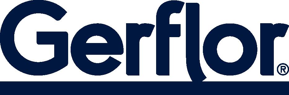 Gerflor - Vinylgolv för torra utrymmen logotyp