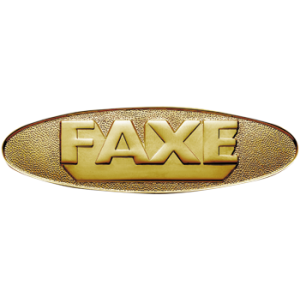 Faxe logotyp
