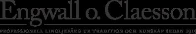 Engwall o. Claeson logotyp
