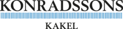 Konradssons Kakel logotyp