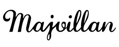 Majvillan logotyp