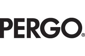 Pergo - Laminatgolv/vinyl logotyp